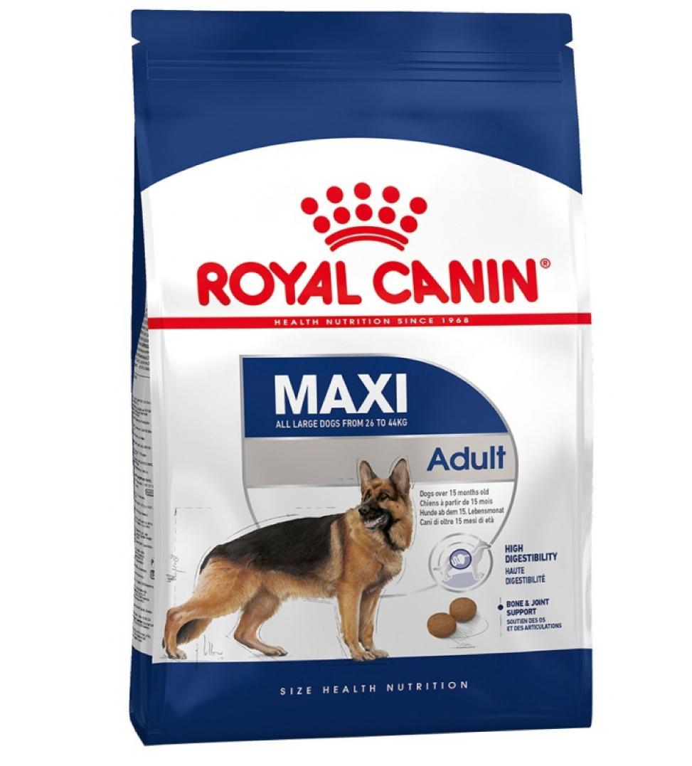 Royal Canin - Size Health Nutrition - Maxi Adult - 15kg