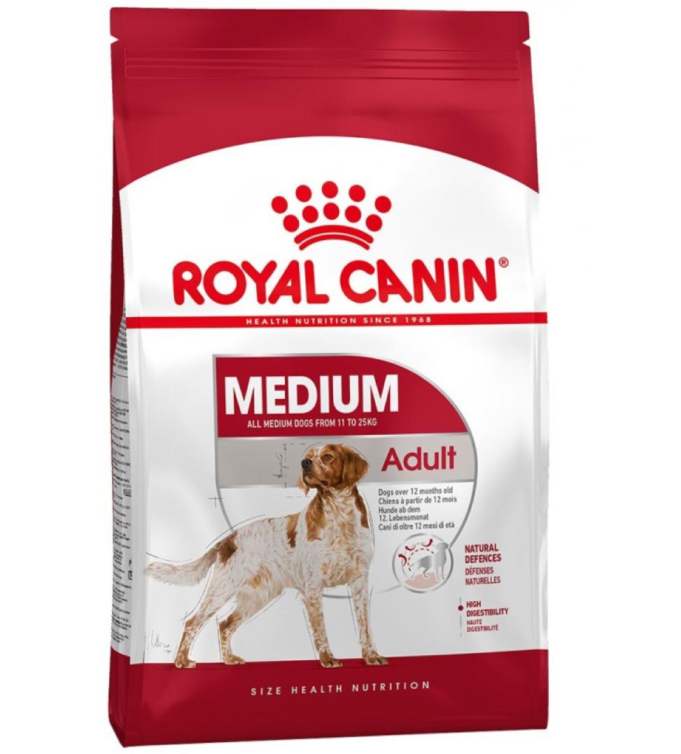 Royal Canin - Size Health Nutrition - Medium Adult - 15 kg