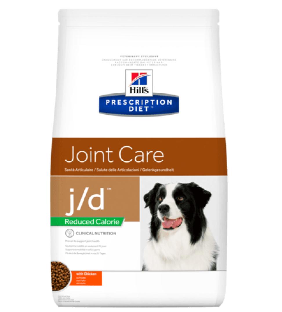 Hill's - Prescription Diet Canine - j/d Reduced Calorie - 4 kg