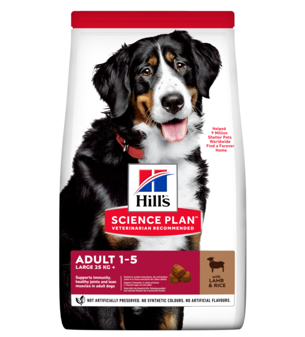 Hill's - Science Plan Canine - Large Adult - Agnello e Riso - 14 kg