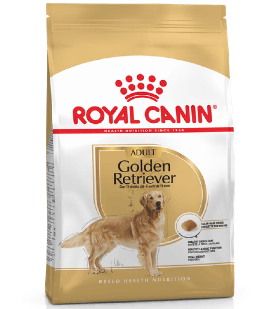 Royal Canin - Breed Health Nutrition - Golden Retriver - Adult 3kg