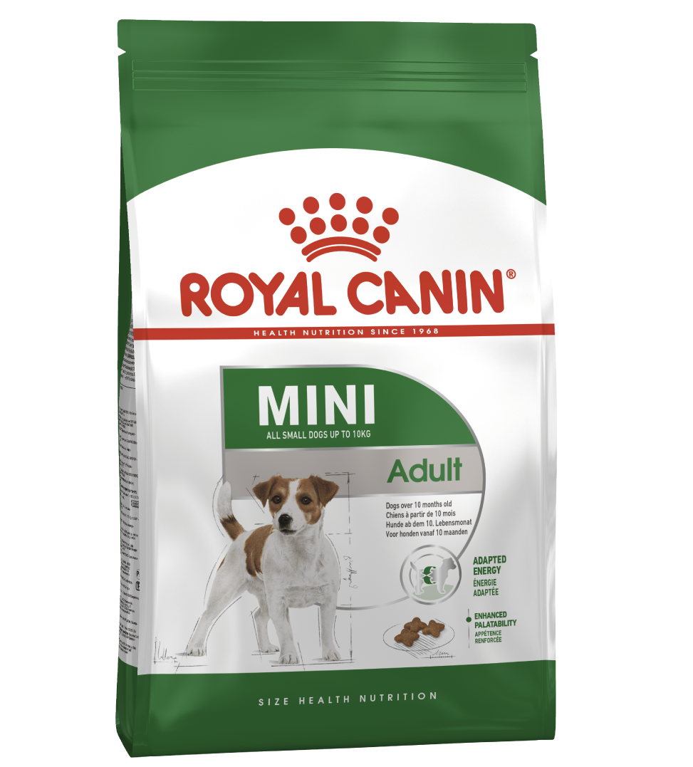 Royal Canin - Size Health Nutrition - Mini Adult - 8kg
