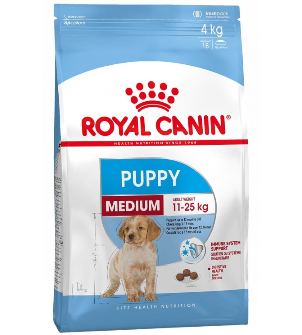 Royal Canin - Size Health Nutrition - Medium Puppy - 15kg