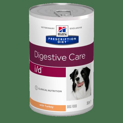 Hill's - Prescription Diet Canine - i/d - 360g x 6 lattine