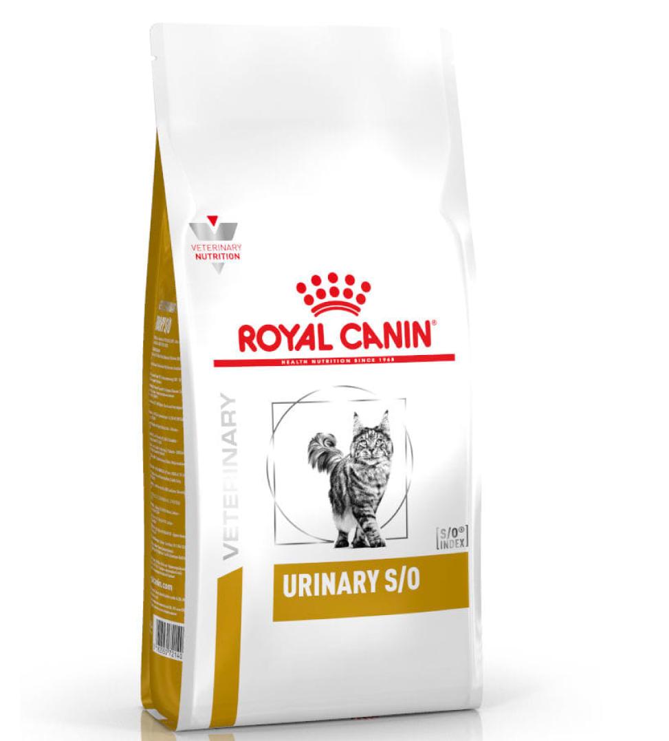 Royal Canin - Veterinary Diet Feline - Urinary S/O - 3,5 kg