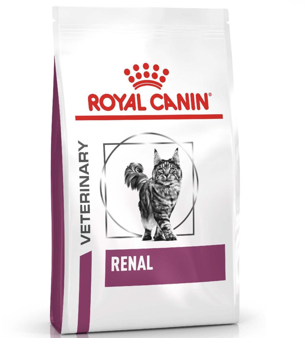 Royal Canin - Veterinary Diet Feline - Renal - 4 kg