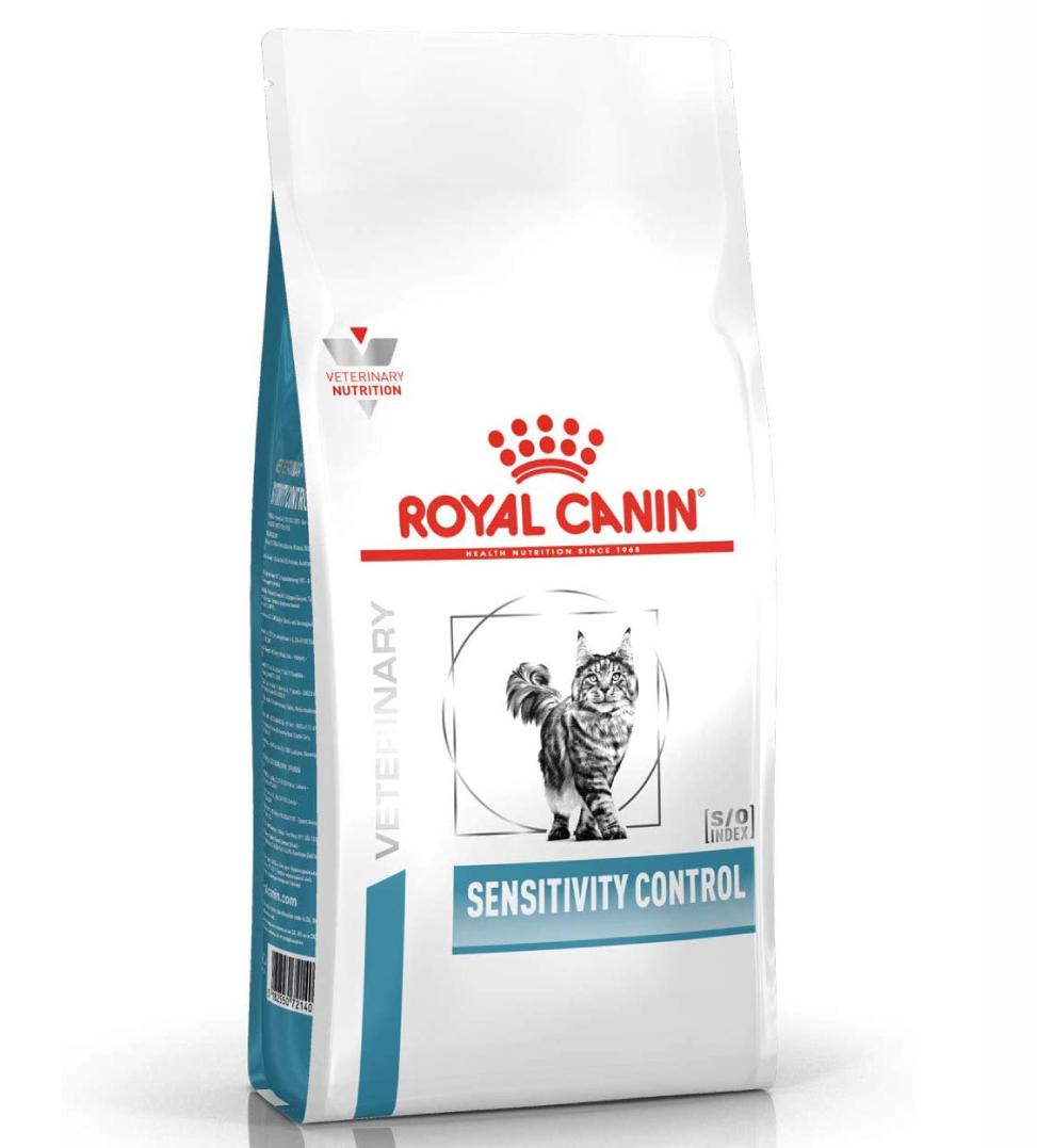 Royal Canin - Veterinary Diet Feline - Sensitivity Control - 1,5kg