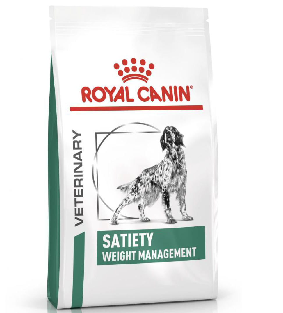 Royal Canin - Veterinary Diet Canine - Satiety Weight Management - 12kg
