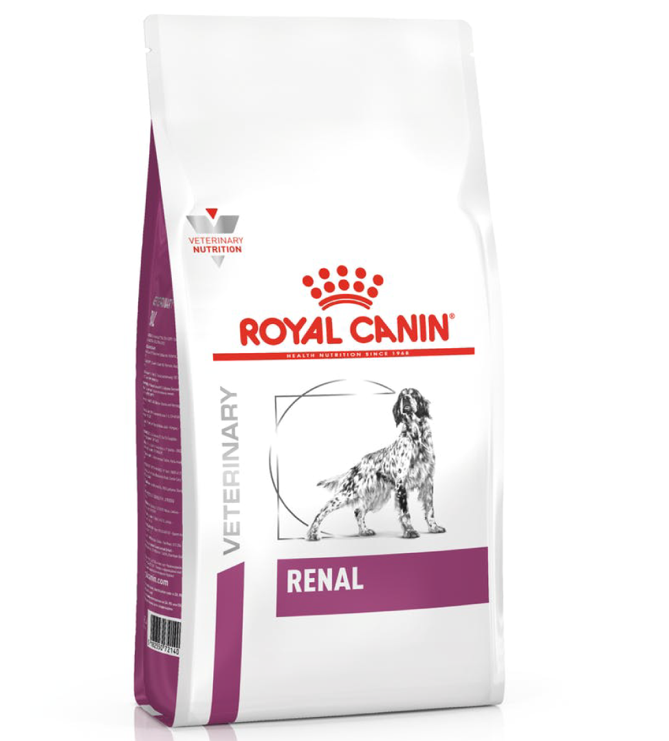 Royal Canin - Veterinary Diet Canine - Renal - 14kg