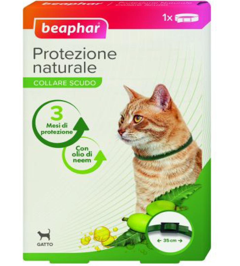Beaphar - Protezione Naturale - Collare antiparassitario Gatto