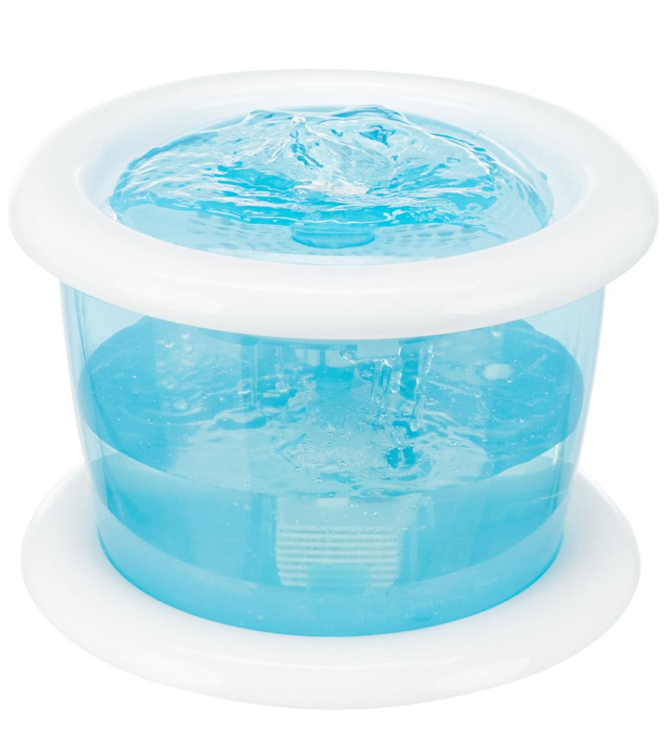 Trixie - Fontana Bubble Stream - In Plastica - 3 litri