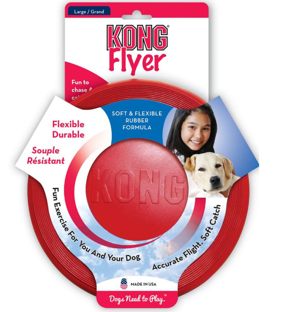 Kong - Flayer - L