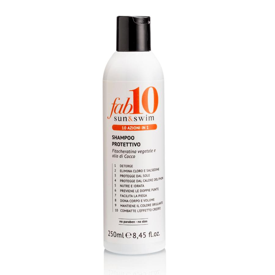 Shampoo protettivo Sun&Swim 10 in 1