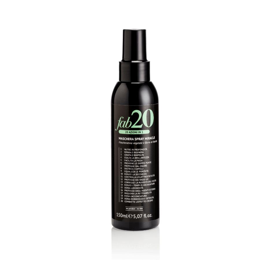 Maschera spray Miracle 20 in 1