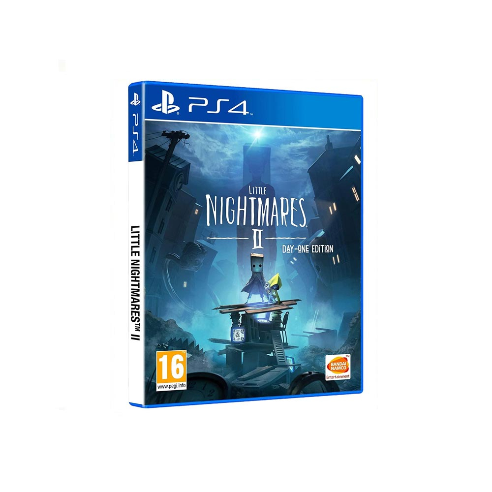 Little Nightmares 2 - NUOVO - PS4