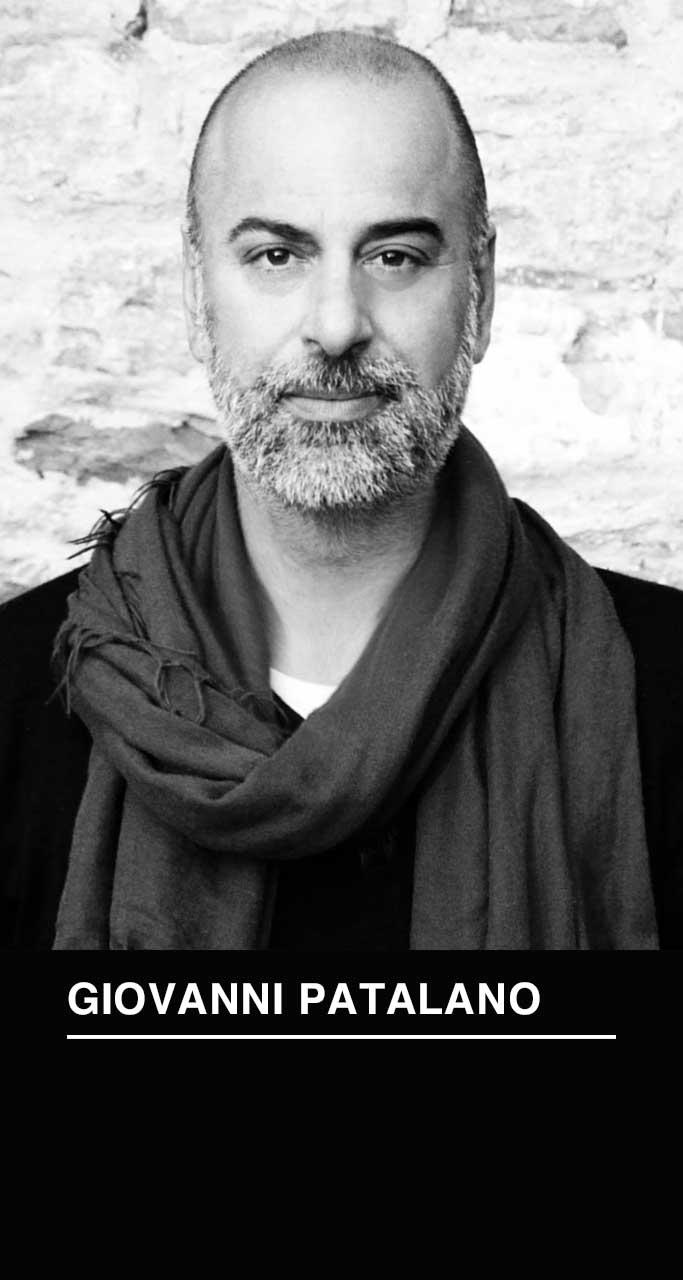 Giovanni Patalano designer from Nasonmoretti