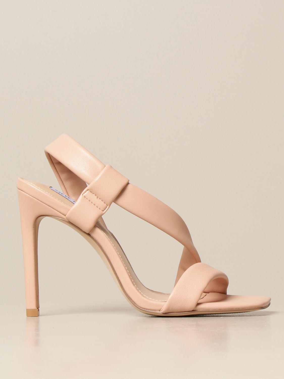 Sandalo steve madden in pelle sintetica