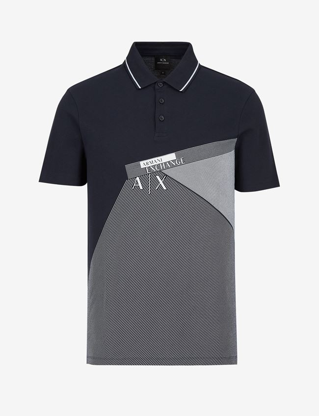Polo uomo ARMANI EXCHANGE regular fit