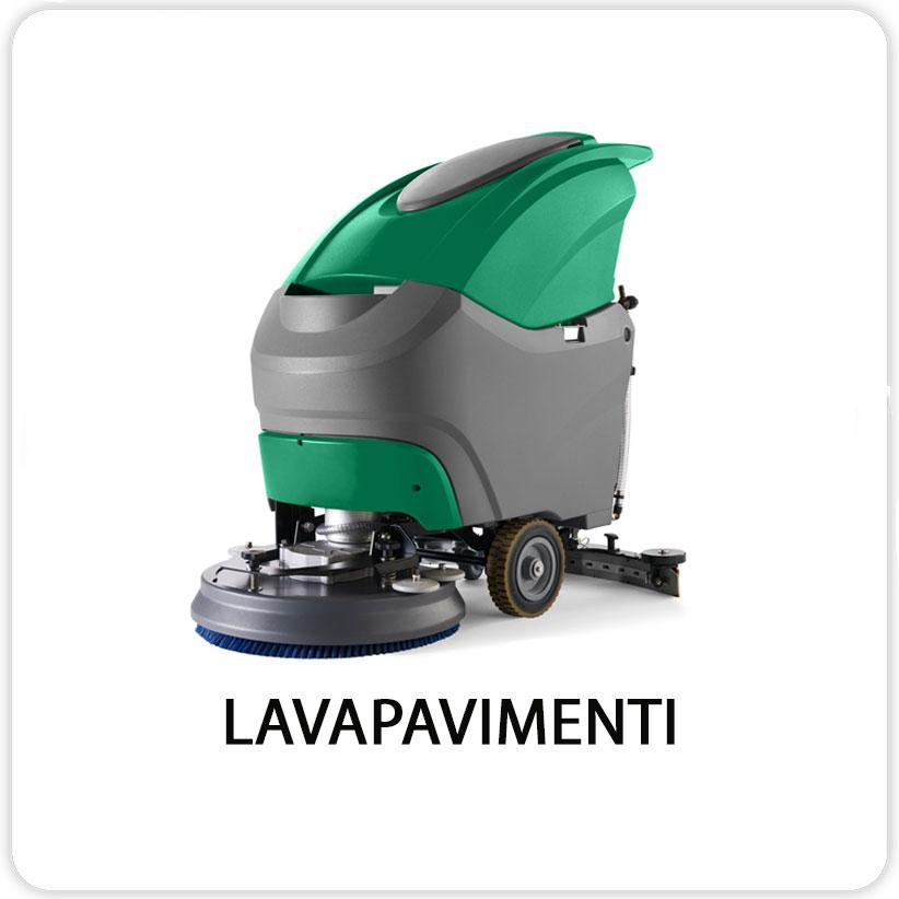 Lavapavimenti, Lavasciuga professionali per piccoli e grandi spazi