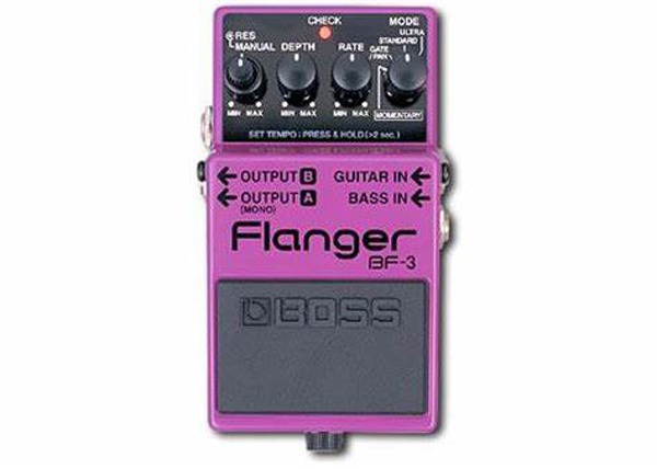 BOSS FLANGER BF3
