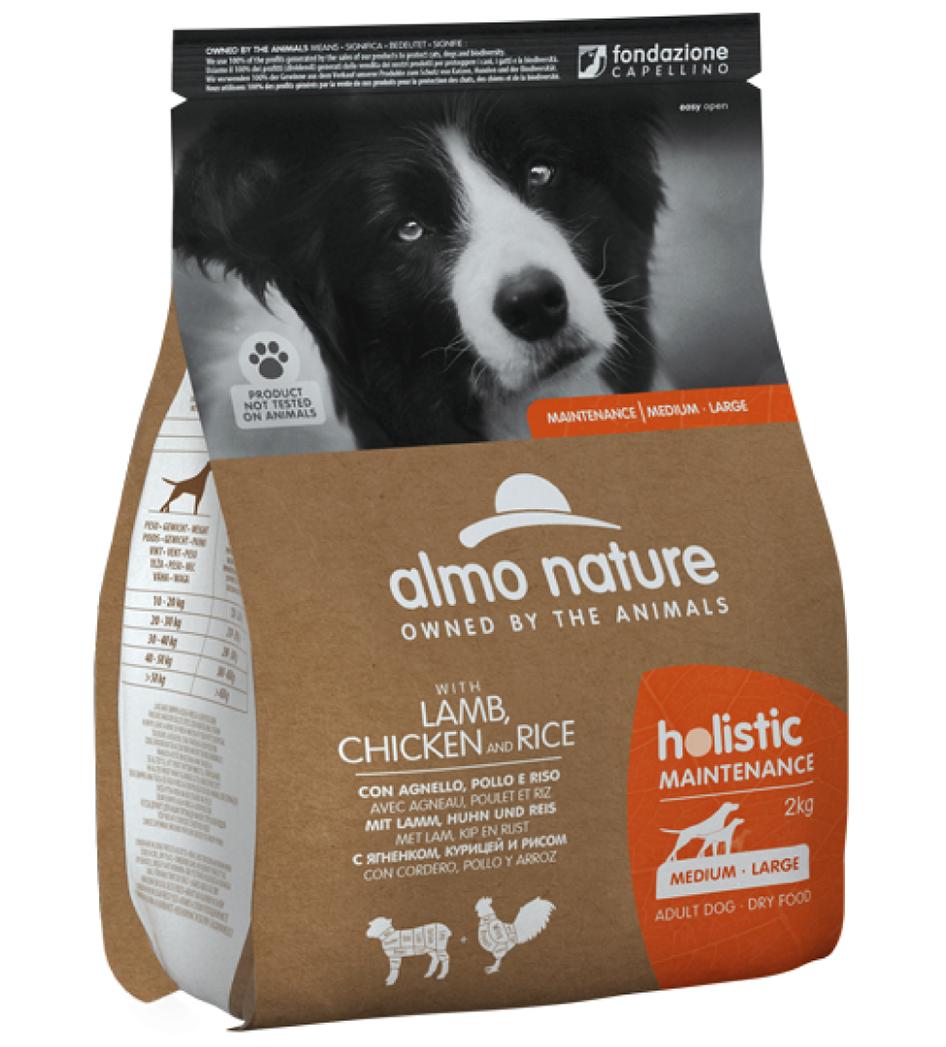 Almo Nature - Holistic Dog Maintenance - Medium/Large - Adult - 2kg
