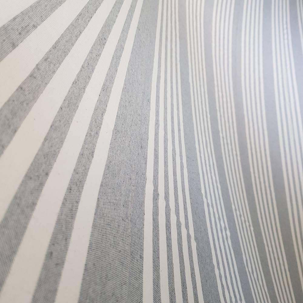 Telo Granfoulard copritutto Quattro righe grigio 160 x 280