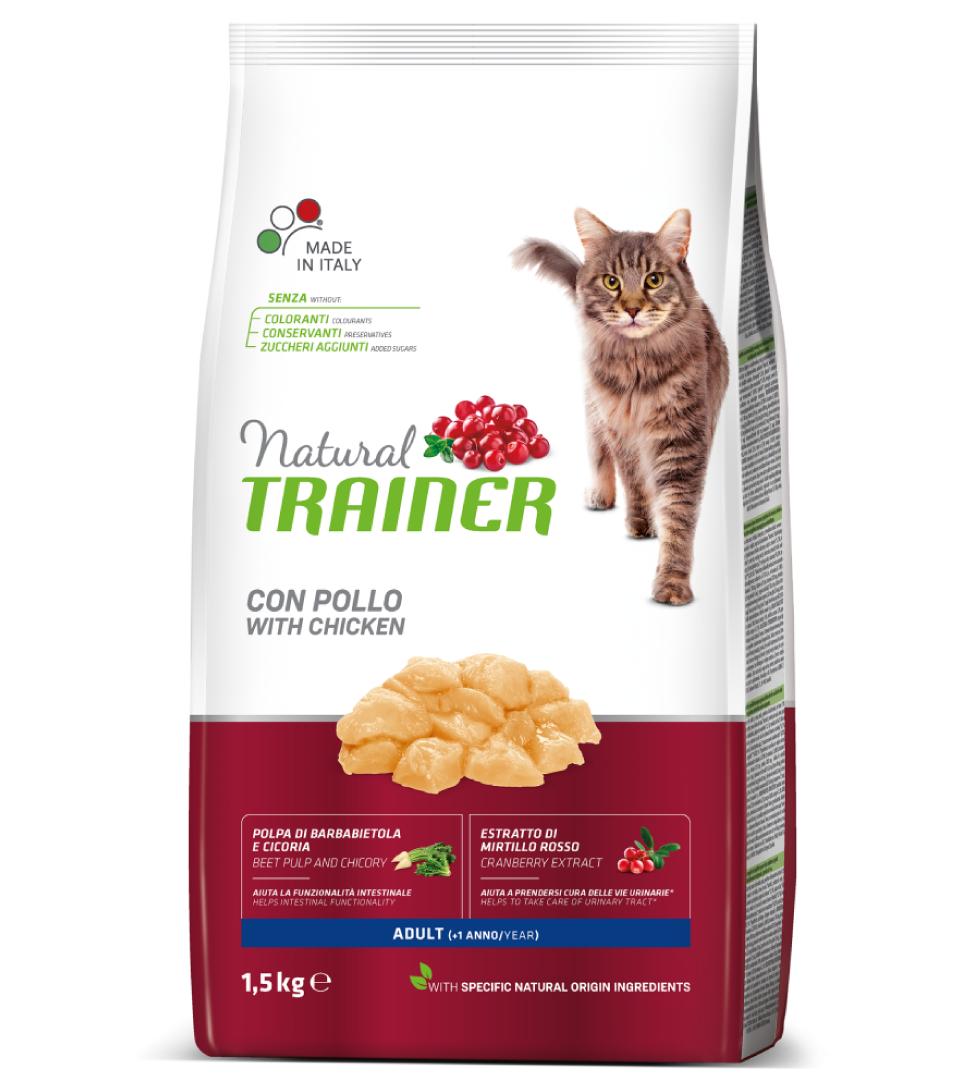 Trainer Natural Cat - Adult - 10 kg
