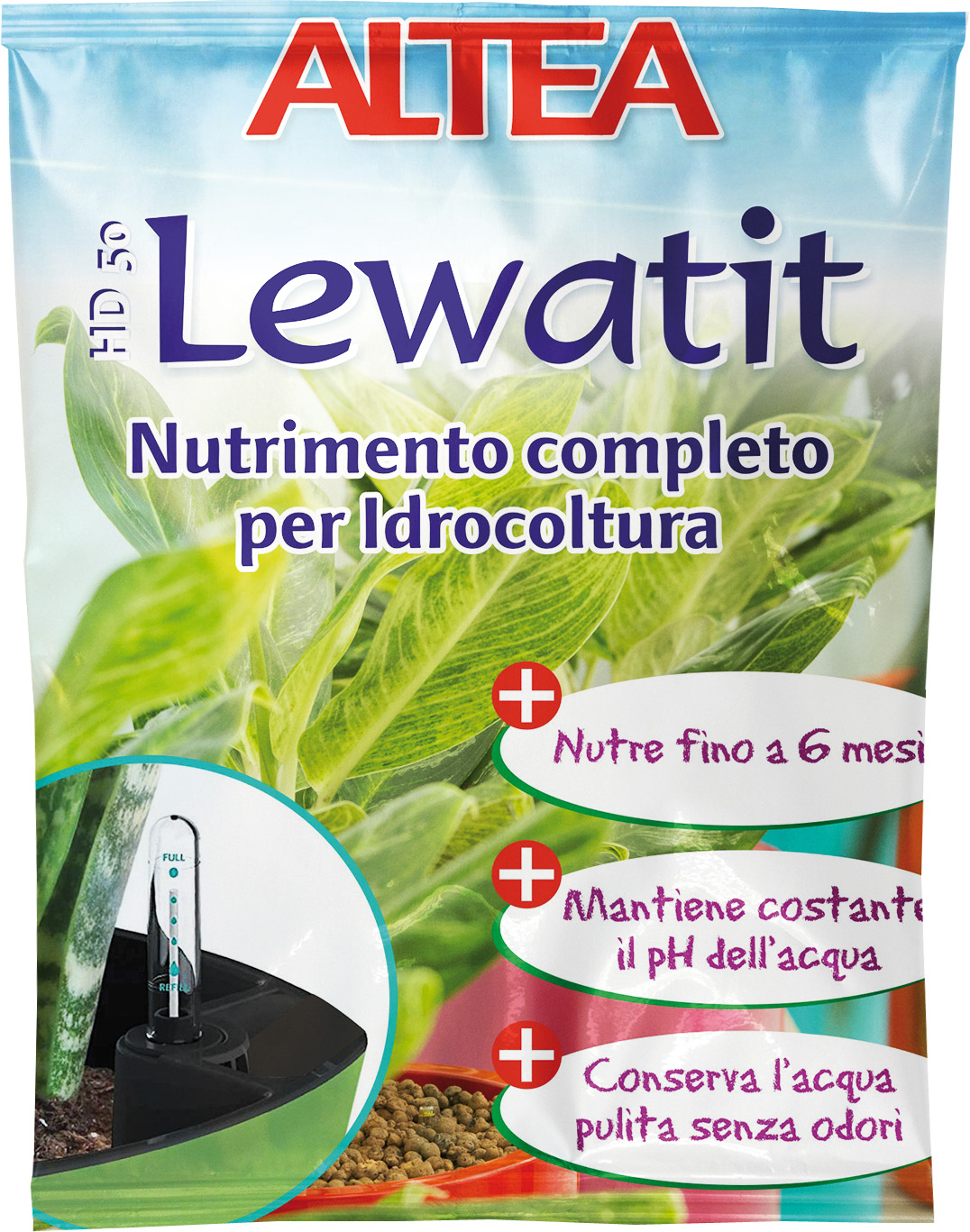 LEWATIT CONCIME IDROCOLTURA GR.30 ALTEA