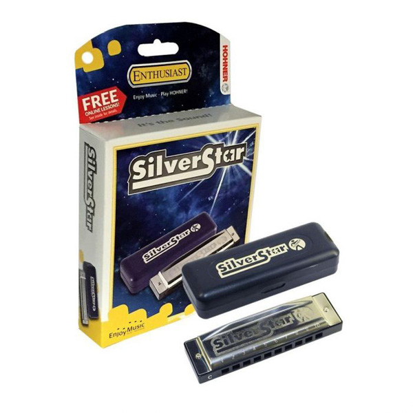 HOHNER SILVER STAR 504/20D IN RE