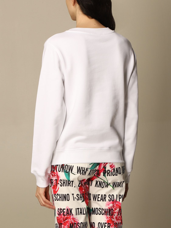 Felpa moschino couture