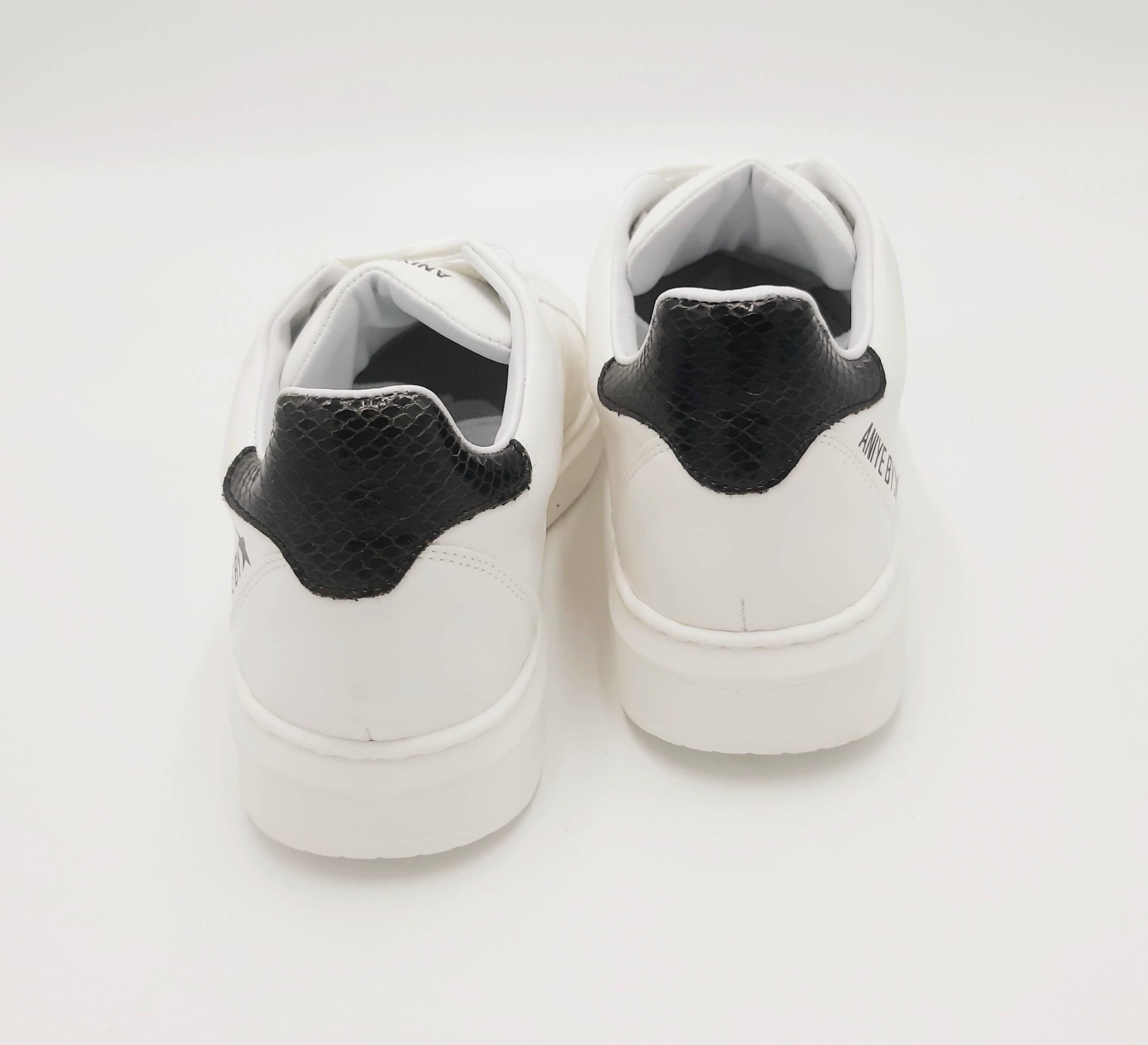 Sneaker python nero Aniye By