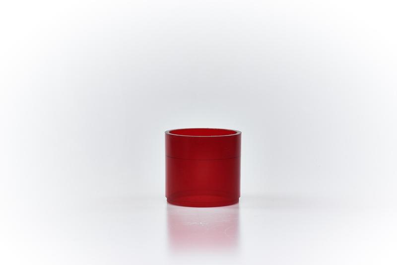 Ricambio per lucerne rosso