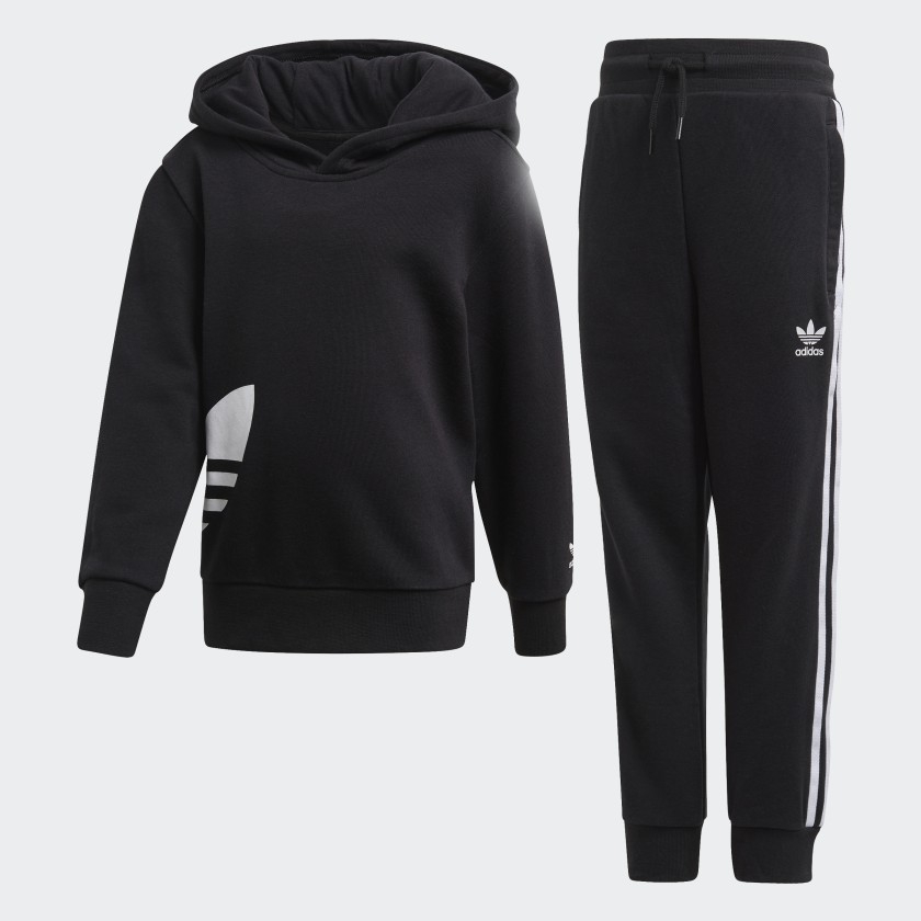 Tuta Adidas Bambino - Trefoil Logo Originals Fm5630