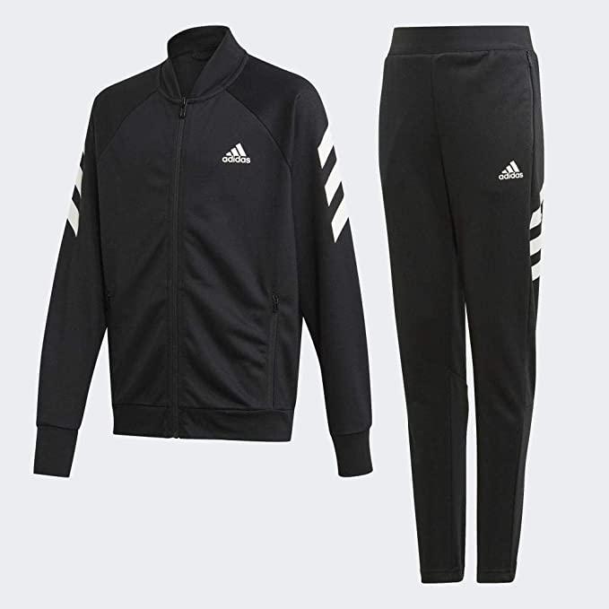 Tuta Adidas Bambino Nera - ED6215