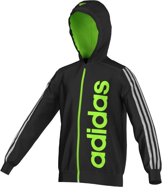 Felpa adidas bambino  - Sweatshirt M35218