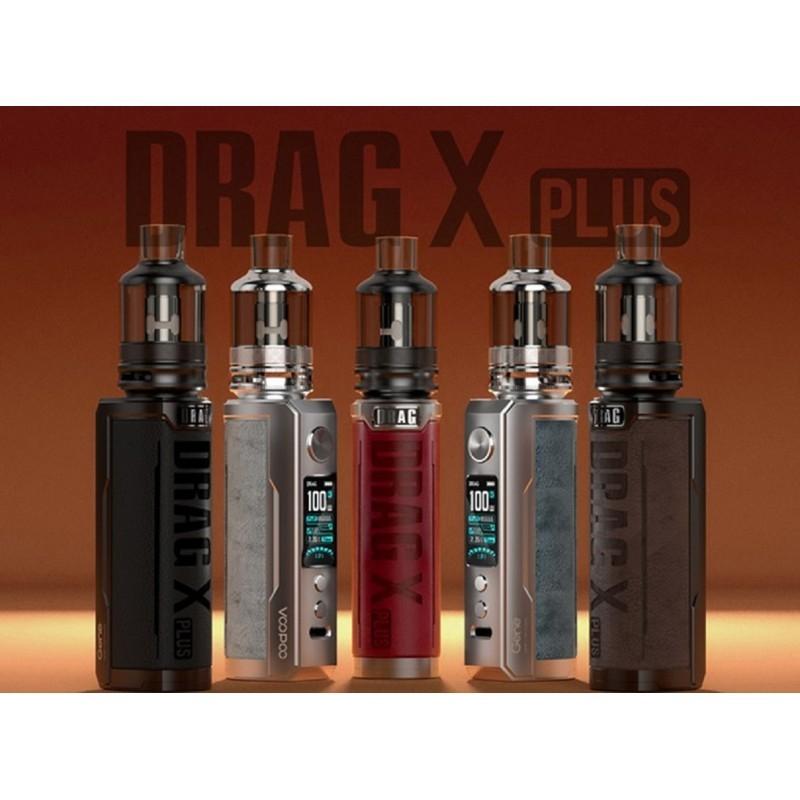 Drag X Plus Kit