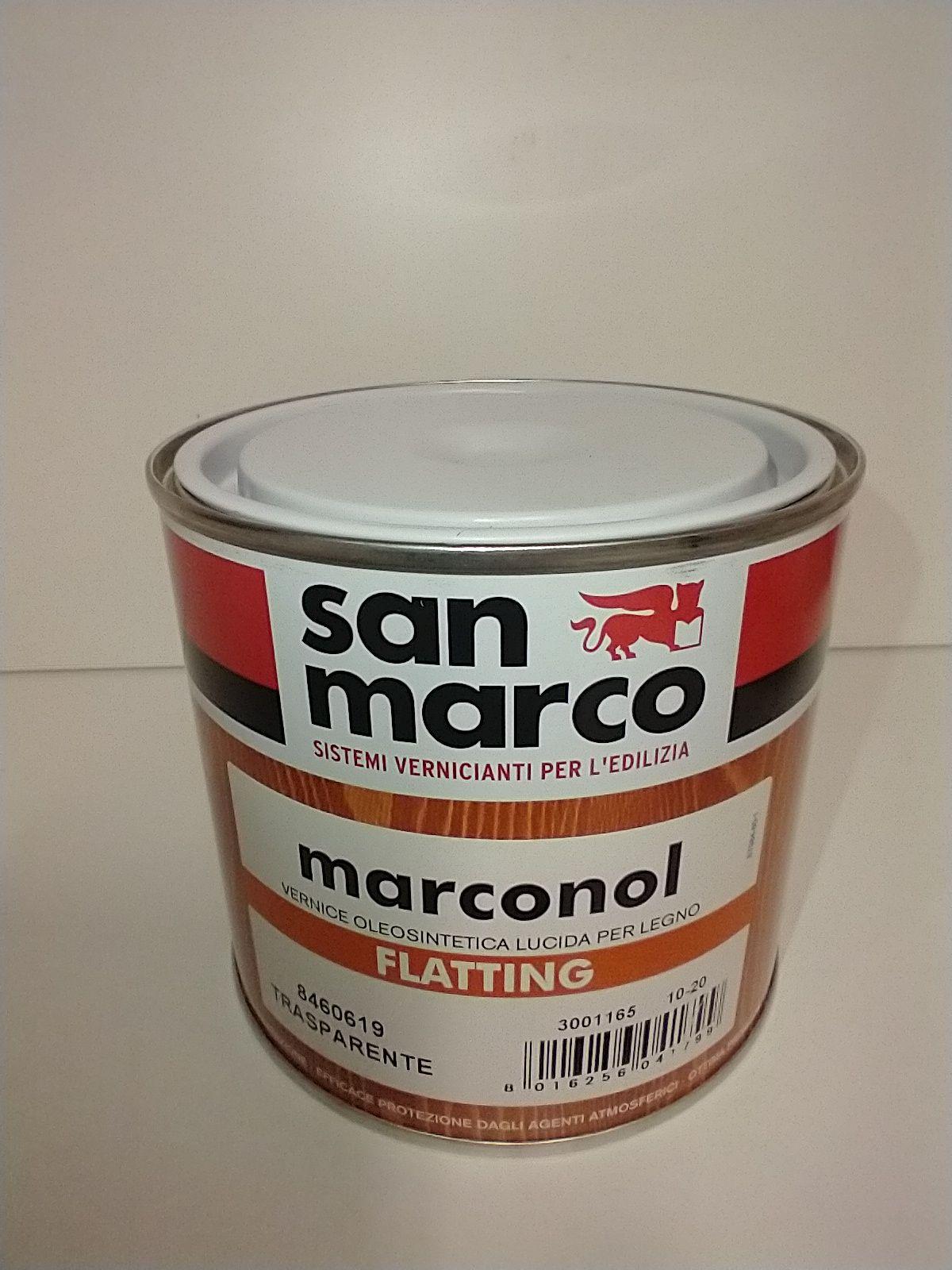 VERNICE OLEOSINTETICA FLATTING SAN MARCO