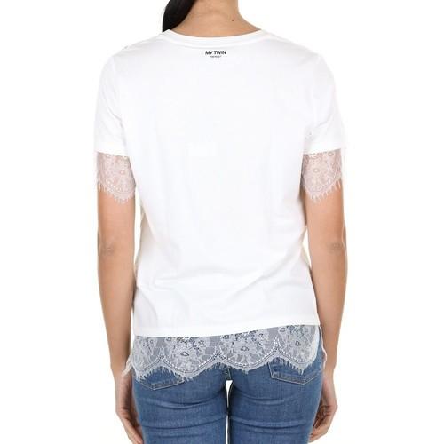 T shirt manica corta TWIN SET
