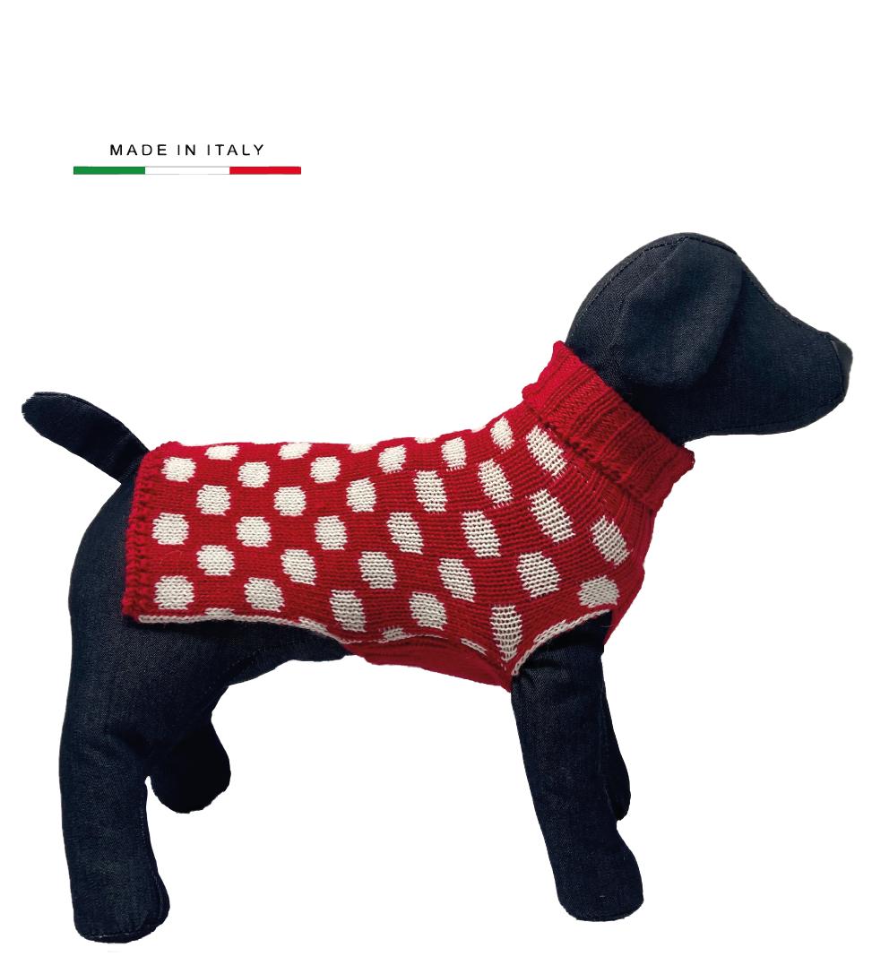 Fashion Dog - Maglioncino a Quadri
