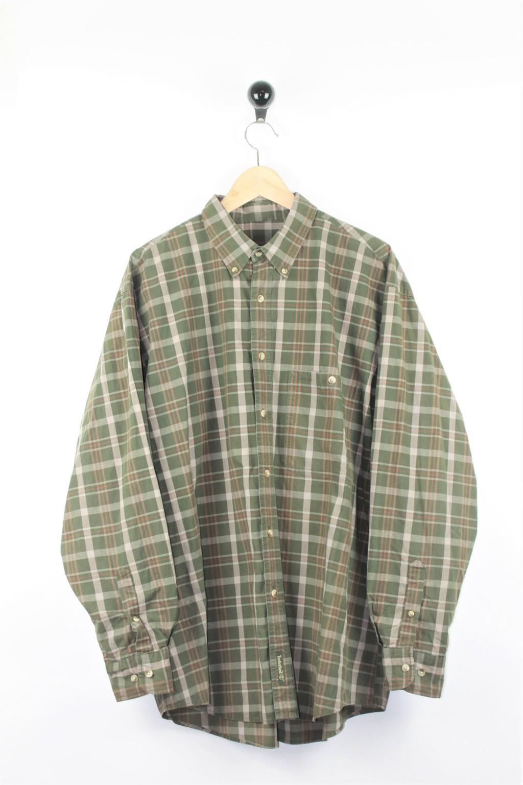 Timberland - Camicia cotone