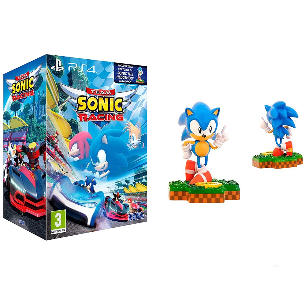 Team Sonic Racing Special Edition - Nuovo - PS4