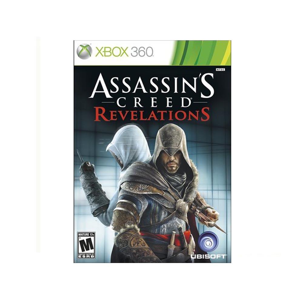 Assassin's Creed: Revelations - Usato - XBOX 360