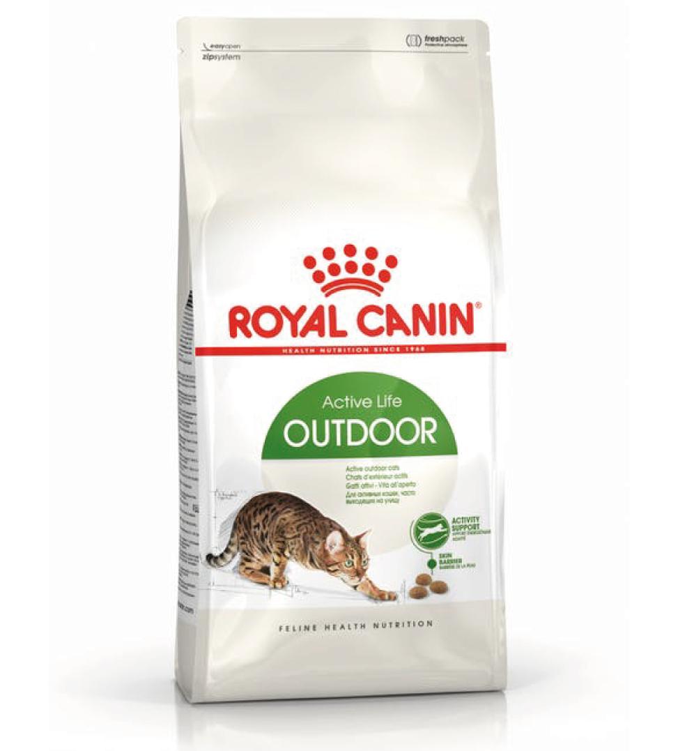 Royal Canine - Feline Health Nutrition - Outdoor - 2 kg