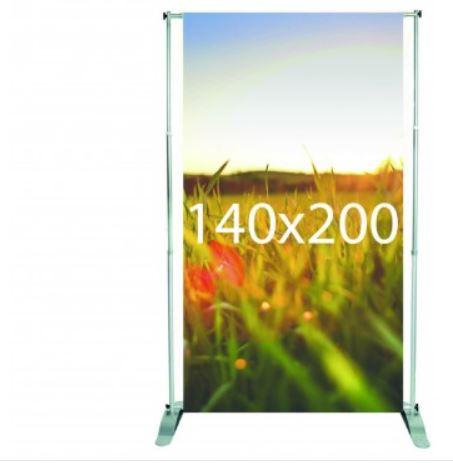 2 Manifesti 140x200 cm