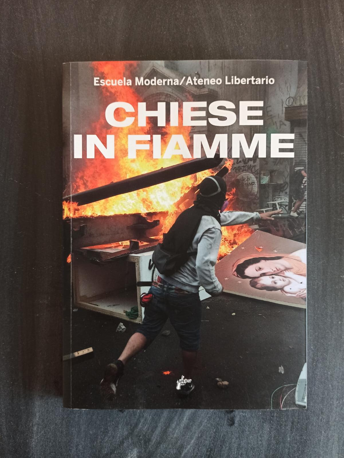 Chiese in fiamme