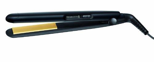 Remington S1450 messa in piega Piastra per capelli Caldo Nero