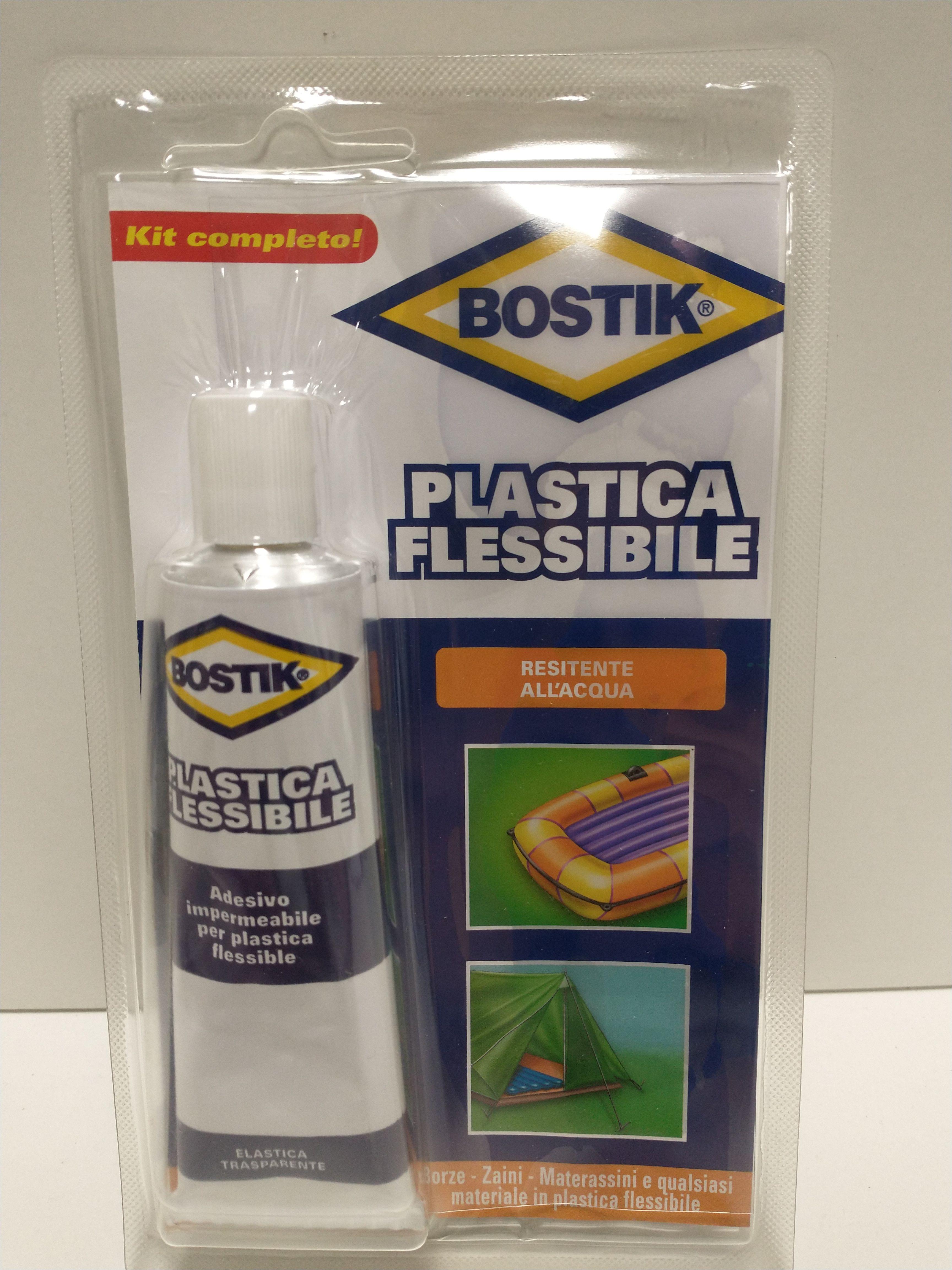 COLLA SPECIFICA PER PLASTICA FLESSIBILE ML.50 BOSTIK