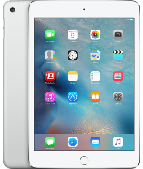 Apple iPad Mini 4 32GB Wi-Fi+4G LTE 7.9