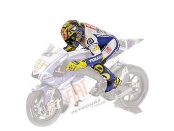 Valentino Rossi Figurine Moto GP 2009 1/12