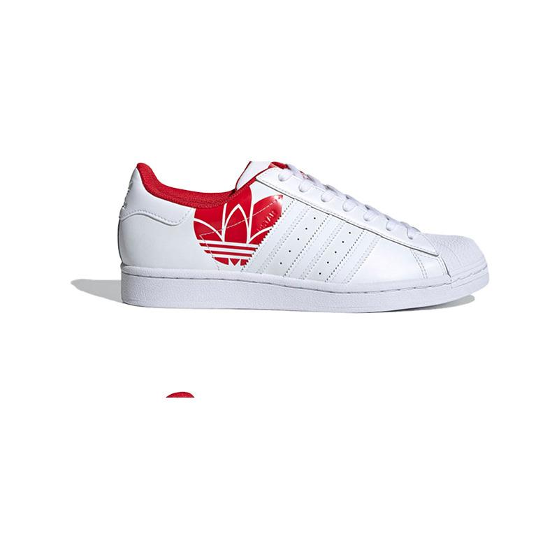 Scarpe da ginnastica / scarpe Adidas Superstar 'Trefoil Print